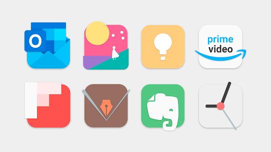 Flat Evo – Icon Pack 4.2 Apk 4
