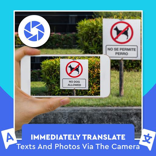 Translate: Camera Translator, Offline Translation modavailable screenshots 1