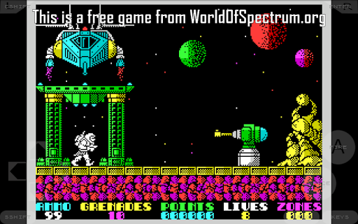 Speccy - Complete Sinclair ZX Spectrum Emulator 5.6 screenshots 7