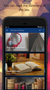 48 Laws of Power by Robert Greene (Summary) 4.3 Mod APK Download 1