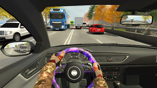 Highway Driving Car Racing Game : Car Games 2020 1.1 screenshots 1