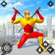 Flash Hero Superhero City Rescue Mission Game 2021