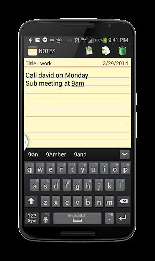 NOTES 1.27 Screenshots 22