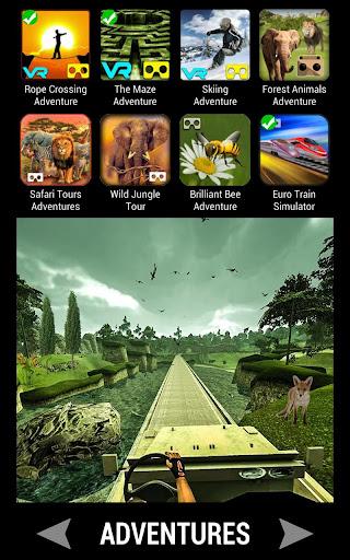 VR Games Store apktram screenshots 2