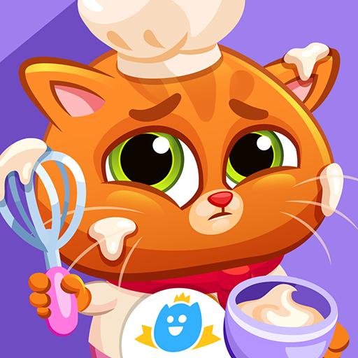 Bubbu Restaurant - Cute Animal Cooking & Cat Games