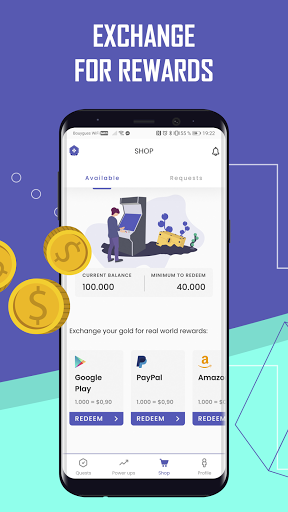 PPR - Power Play Rewards: Games & Cash Rewards 2.2.7 screenshots 5