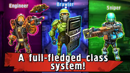 Shelter Waruff0dsurvival games in the Last City bunker  screenshots 13