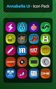 Annabelle UI – Icon Pack [v2.0.4] APK Mod for Android logo