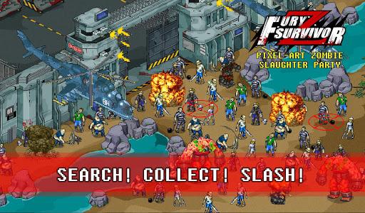 Fury Survivor: Pixel Z 1.064 screenshots 2