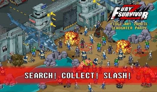 Baixar Fury Survivor Pixel Z APK 1.064 – {Versão atualizada} 2