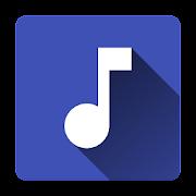 Material Music Widget