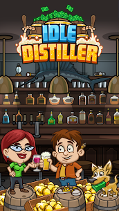 Idle Distiller – A Business Tycoon Game Apk Download NEW 2021 1