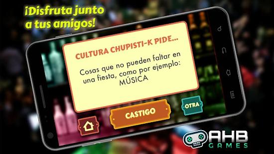 Cultura Chupistica: Juegos para beber 3.4.8.1 Screenshots 4