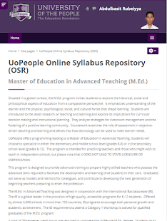 UoPeople Moodle   University of the People Moodle