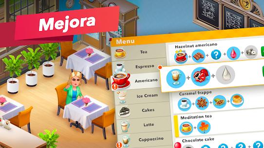 My Cafe, juego de restaurante 4