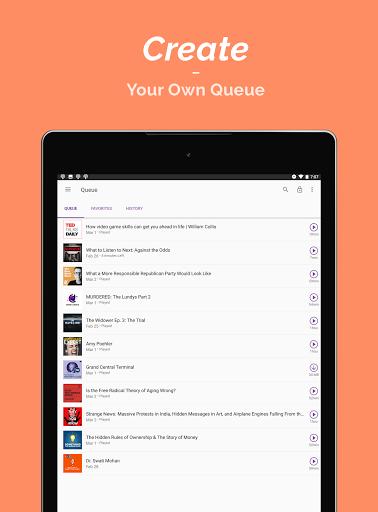 Podcast Player  Screenshots 11