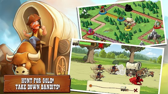 """Download The Oregon Trail: Settler Strategy game """"Oregon Trail: Immigrant"""" Android 2"""