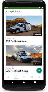 Outdoorsy Pro for RV owners