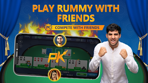 RummyGanesh - Indian Rummy Card Game Online apkslow screenshots 6