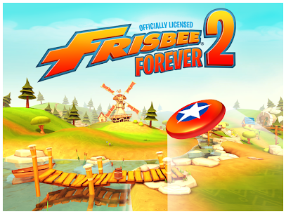 Frisbee Forever 2 MOD (Free Purchase) 1