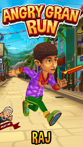 Angry Gran Run - Running Game 2.15.1 screenshots 13