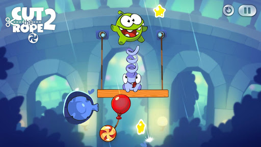 Cut the Rope 2 apktram screenshots 22