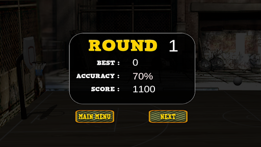 Real Basketball Shooter apkmr screenshots 7