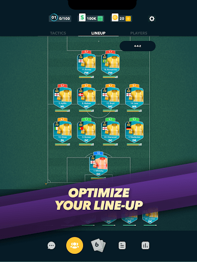 World Football Manager 2021 - Become the Top GM! Apkfinish screenshots 9