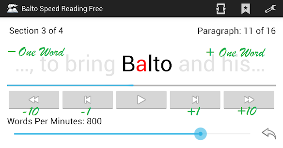Balto Speed Reading Free For Pc – Windows And Mac – [free Download In 2020] 1