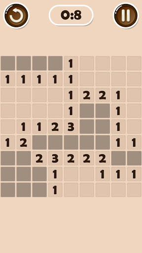 Puzzle game: Real Minesweeper apktram screenshots 3