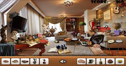 Mansion Hidden Object Games screenshots 1