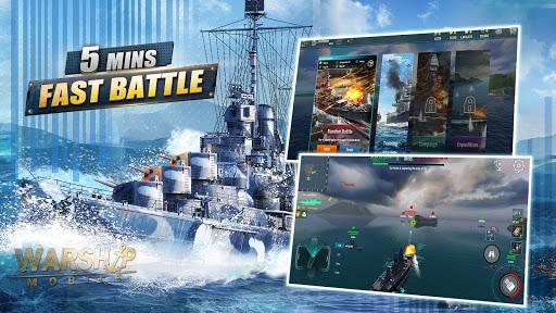 Warship World War Apkfinish screenshots 11