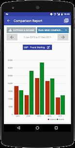 Just Money manager, Budget Bills & Expense tracker 0.9.6 Apk 2
