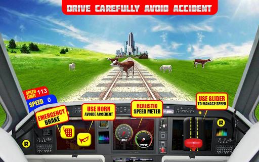 Cockpit Train Simulator apkpoly screenshots 8