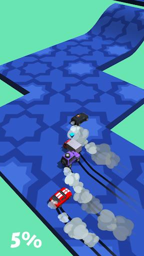 Drift Race 3D:Idle Merge Car Tycoon 1.2 screenshots 2