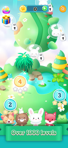 Happy Animal Match 1.0.4 screenshots 6