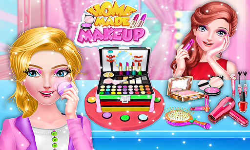 Makeup kit - Homemade makeup games for girls 2020 modiapk screenshots 1