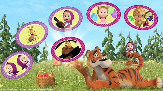 Free games: Masha and the Bear 1.4.7 Screenshots 22