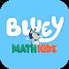 Bluey Math Kids