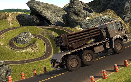 Truck Driver Free 1.2 Screenshots 1