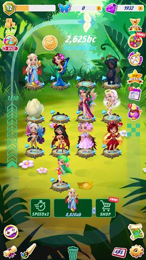 Merge Fairies - Best Idle Clicker🧚 1.1.6 screenshots 1