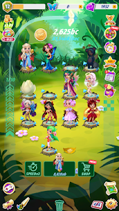 Merge Fairies – Best Idle Clicker MOD (Unlimited Money) 1