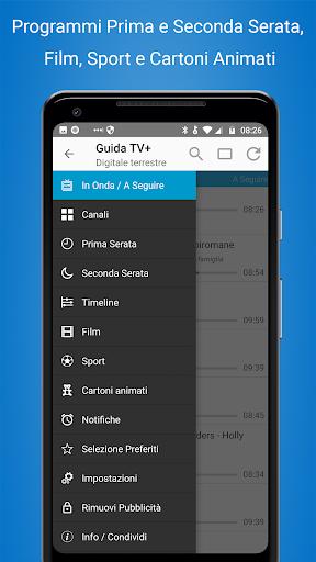 Programmi TV - Cisana TV+ apktram screenshots 6