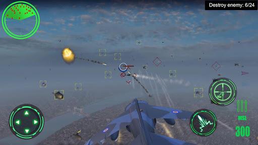 War Plane 3D -Fun Battle Games 1.1.1 Screenshots 2