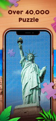 Jigsaw Puzzles - Magic Collection Games  screenshots 5