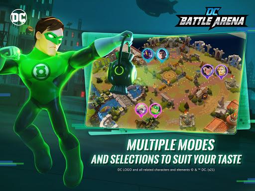 DC Battle Arena 1.0.34 screenshots 15