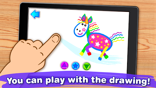 Drawing for Kids Learning Games for Toddlers age 3 screenshots 4