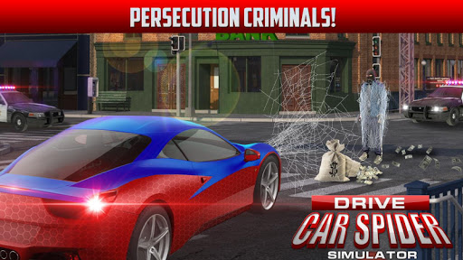 drive car spider simulator screenshot 1