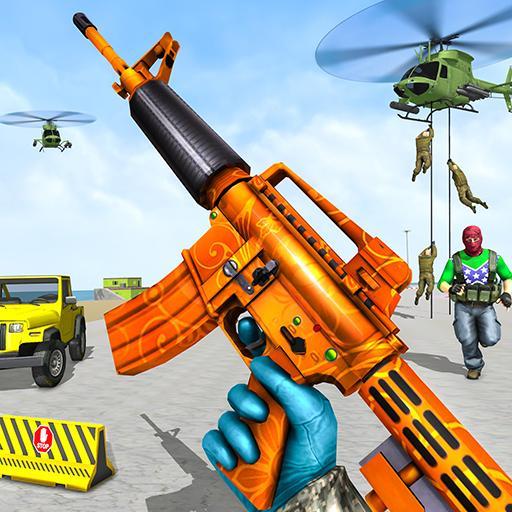Fps Shooter Counter Terrorist: Free Shooting Games