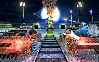 Train Derby Demolition - Car Destruction Simulator